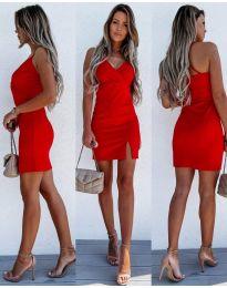Фустан - код 8979 - црвена