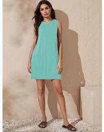 Фустан - код 3075 - зелена