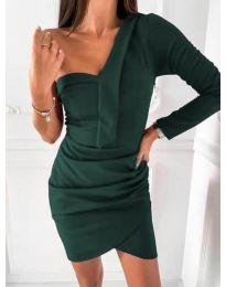 Фустан - код 2079 - путер зелена
