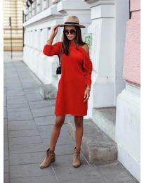 Фустан - код 8171 - црвена