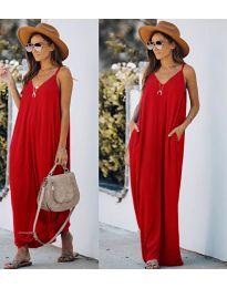 Фустан - код 0209 - црвена