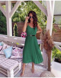 Фустан - код 746 - зелена