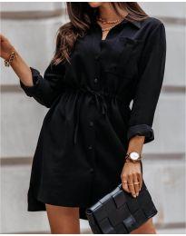 Фустан - код 132 - црна