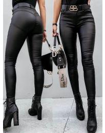 Панталони - код 2993 - 1 - црна