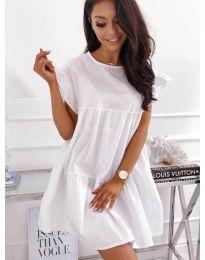 Фустан - код 3145 - бела
