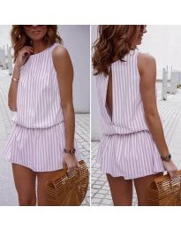 Фустан - код 246 - розова