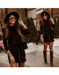 Фустан - код 0722 - црна