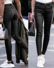 Панталони - код 2966 - 1 - црна