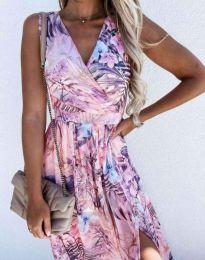Фустан - код 4801 - 6 - цветна
