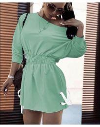 Фустан - код 7470 - ментол