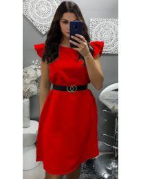 Фустан - код 703 - црвена