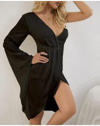 Фустан - код 4790 - црна