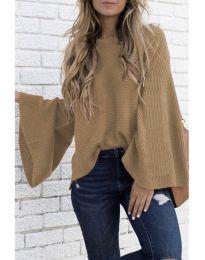 Блуза - код 076 - капучино