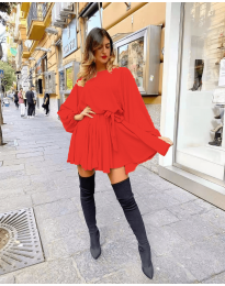 Фустан - код 5088 - црвена
