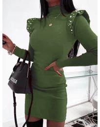 Фустан - код 2323 - путер зелена