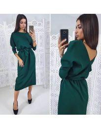 Фустан - код 974 - зелена