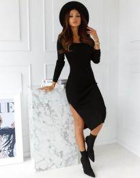 Фустан - код 9782 - црна