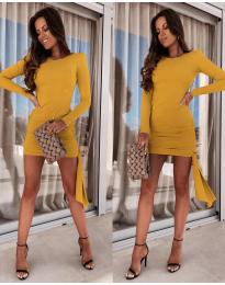 Фустан - код 6515 - окер