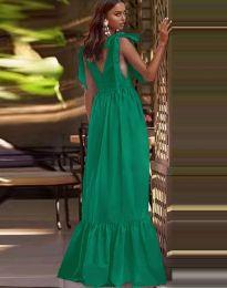 Фустан - код 2743 - зелена