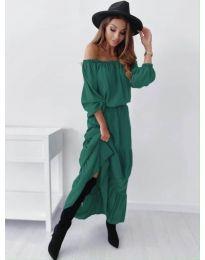 Фустан - код 1317 - путер зелена