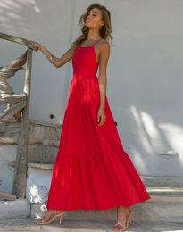 Фустан - код 2991 - црвена