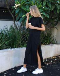 Фустан - код 0324 - 1 - црна