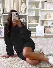 Фустан - код 2949 - црна
