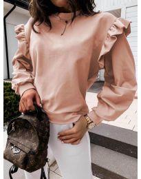 Блуза - код 6613 - розова