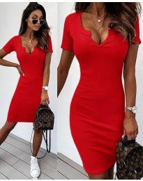 Фустан - код 8829 - црвена