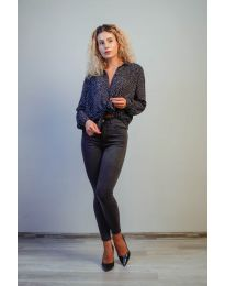 Фармерки - код 3035 - црна