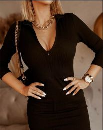Фустан - код 11643 - црна