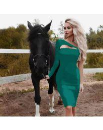 Фустан - код 955 - зелена
