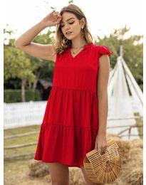 Фустан - код 696 - црвена