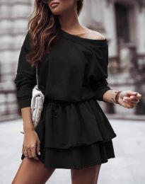 Фустан - код 0525 - црна