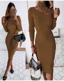 Фустан - код 149 - кафеава
