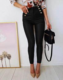 Панталони - код 0568 - 1 - црна