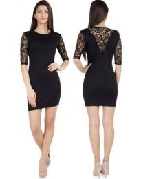 Фустан - код 789 - црна