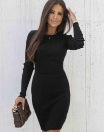 Фустан - код 0891 - црна