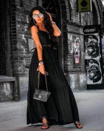 Фустан - код 2301 - 2 - црна