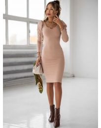 Фустан - код 11548 - пудра