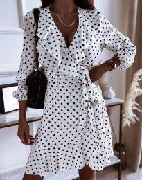 Фустан - код 0438 - бела