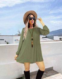 Фустан - код 1430 - зелена