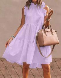 Фустан - код 2663 - виолетова