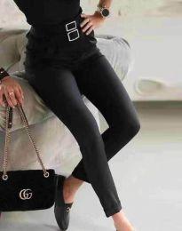 Панталони - код 7460 - црна