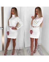 Фустан - код 1788 - бела