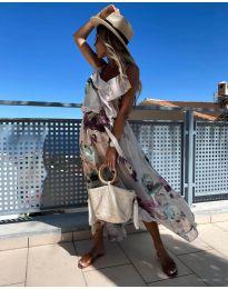 Фустан - код 0012 - бела