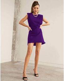 Фустан - код 625 - виолетова
