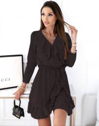 Фустан - код 0578 - 1 - црна