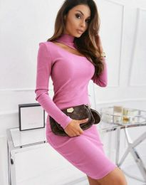 Фустан - код 11441 - розова