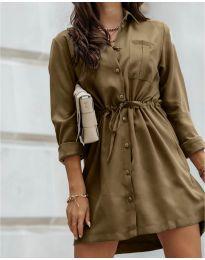 Фустан - код 132 - кафеава